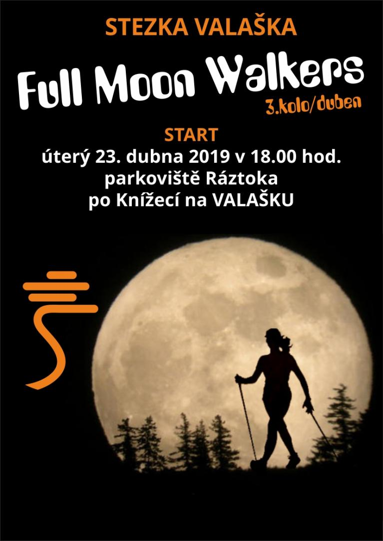 FULL MOON WALKERS